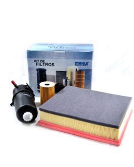KIT 3 FILTROS AMAROK 2.0 TDI ( MAHLE)